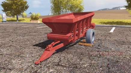 RCW 3 v2.0 para Farming Simulator 2013