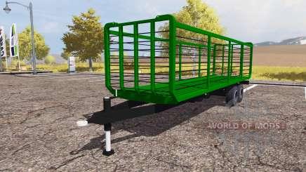 Straw trailer para Farming Simulator 2013