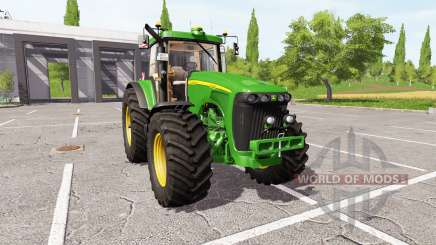 John Deere 8420 v3.0 para Farming Simulator 2017