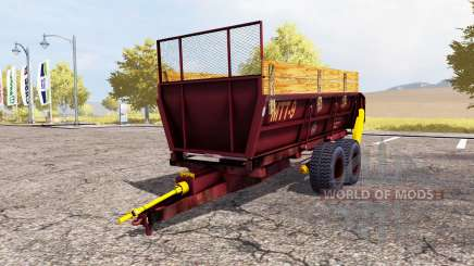 MTT 9 para Farming Simulator 2013