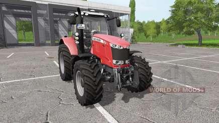 Massey Ferguson 6615 para Farming Simulator 2017