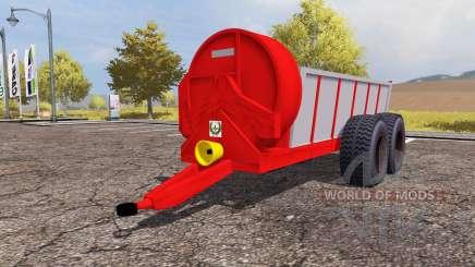 F.lli Annovi 115 B v2.0 para Farming Simulator 2013