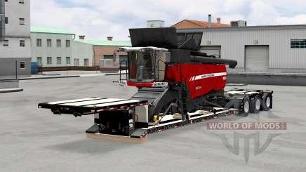 Baja de barrido XL 90 MDE con cargas v5.0 para American Truck Simulator