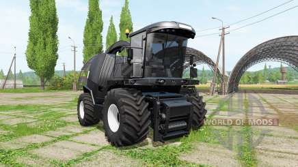 Krone BiG X 1100 black hammer v2.0 para Farming Simulator 2017