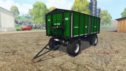 BRANTNER Z 18051-G Multiplex v1.1 para Farming Simulator 2015