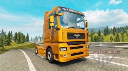 MAN TGA v1.1 para Euro Truck Simulator 2