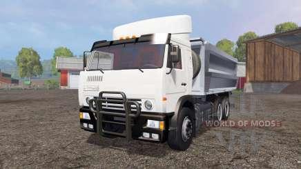 KamAZ 45143 para Farming Simulator 2015