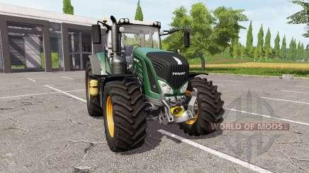 Fendt 939 Vario v3.0.5.0 para Farming Simulator 2017