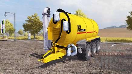 USA trailer tank v1.2 para Farming Simulator 2013