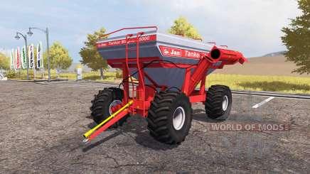 Jan Tanker Magnu 25000 para Farming Simulator 2013
