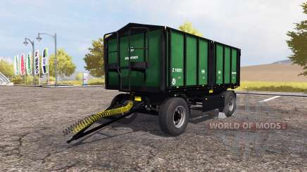 BRANTNER Z 18051-G Multiplex para Farming Simulator 2013