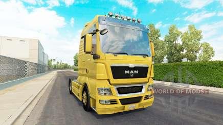 MAN TGX v7.0 para American Truck Simulator