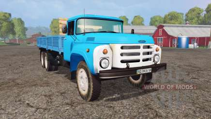 ZIL 133GÂ para Farming Simulator 2015
