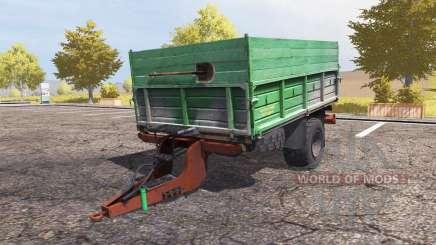 Tipper tractor trailer para Farming Simulator 2013