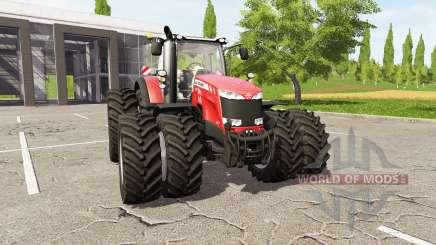 Massey Ferguson 8737 para Farming Simulator 2017