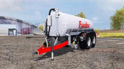 Fuchs tank manure v2.0 para Farming Simulator 2013