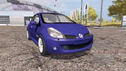 Renault Clio R.S. para Farming Simulator 2013