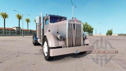 Kenworth 521 v1.11 para American Truck Simulator