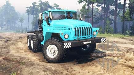 Ural 4320-30 para Spin Tires