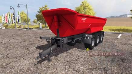 Krampe Halfpipe HP 30 multifruit v1.1 para Farming Simulator 2013