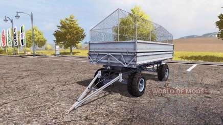 Fortschritt HW 80 silo v2.0 para Farming Simulator 2013