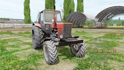 Bielorruso MTZ 82 v3.1 para Farming Simulator 2017