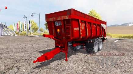 Gilibert 1800 PRO para Farming Simulator 2013