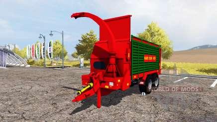 Hawe SUW 4000 v1.1 para Farming Simulator 2013