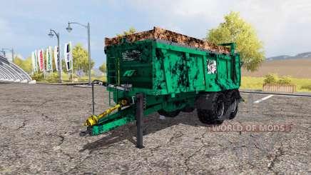 Tebbe HS 180 para Farming Simulator 2013