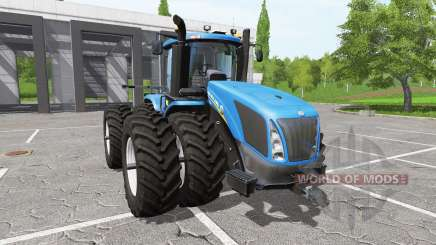 New Holland T9.450 v2.0 para Farming Simulator 2017