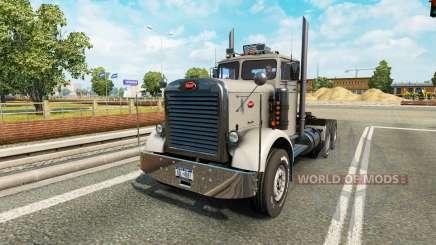 Peterbilt 351 v3.0 para Euro Truck Simulator 2