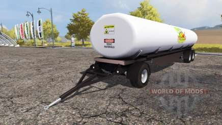 Fertilizer trailer v1.1 para Farming Simulator 2013