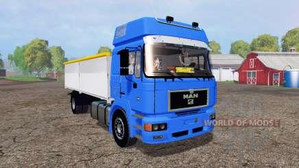 MAN F90 v1.4 para Farming Simulator 2015