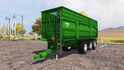 Krampe Big Body 900 S multifruit v1.3 para Farming Simulator 2013