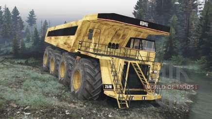 Volcado de camiones 8x8 v1.1.2 para Spin Tires