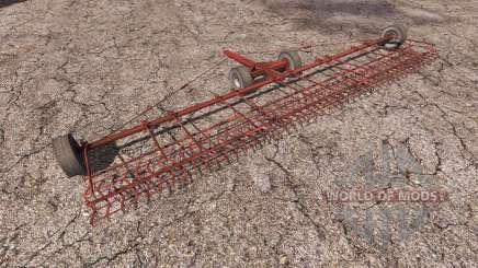 La desventaja de rastrojo de la grada para Farming Simulator 2013