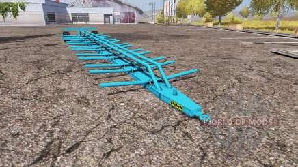 Bremer bale trailer v1.1 para Farming Simulator 2013