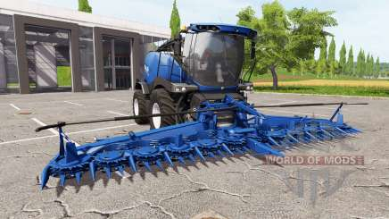 New Holland FR850 v6.0 para Farming Simulator 2017