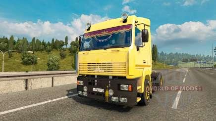 MAZ 5440 para Euro Truck Simulator 2