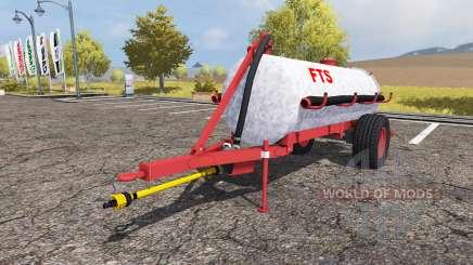Tank manure v2.0 para Farming Simulator 2013