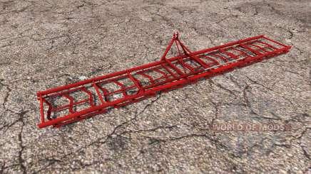Montado en el rastrojo de la grada para Farming Simulator 2013