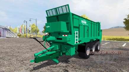 Tebbe HS 320 v5.0 para Farming Simulator 2013