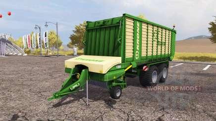 Krone ZX 450 GD v1.1 para Farming Simulator 2013