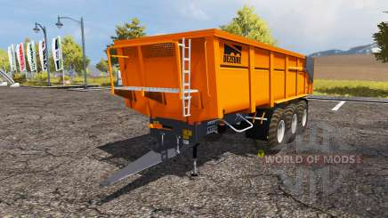 Dezeure D33A para Farming Simulator 2013