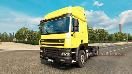 DAF CF 85 v1.1 para Euro Truck Simulator 2
