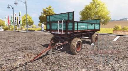 Mengele DR 57 para Farming Simulator 2013