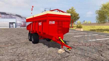 Alein tipper trailer para Farming Simulator 2013