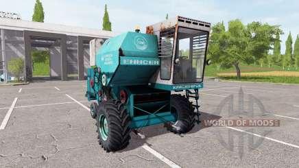 KPC Yenisei 1200-1 para Farming Simulator 2017