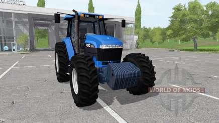Ford 8970 para Farming Simulator 2017