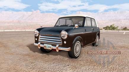 Satsuma 210 1958 v4.0 para BeamNG Drive